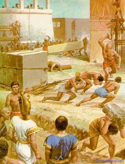 Esclavos en el imaginario judío - IDEXNAMI