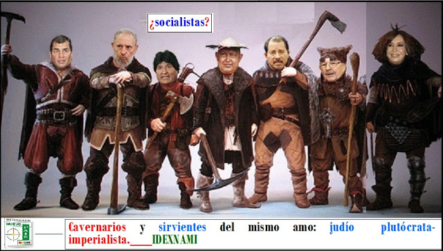 FIDEL Y SUS CACHORROS