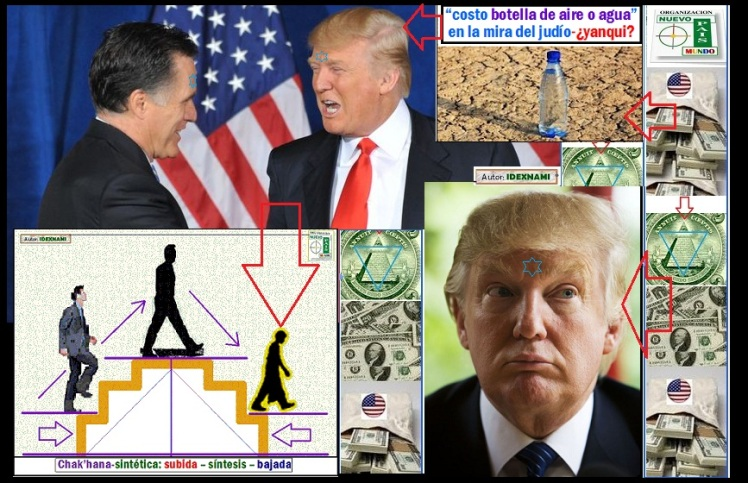 Trump-republicano-Obama-Mitt-Romney - IDEXNAMI