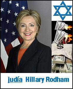 judía Hillary Rodham