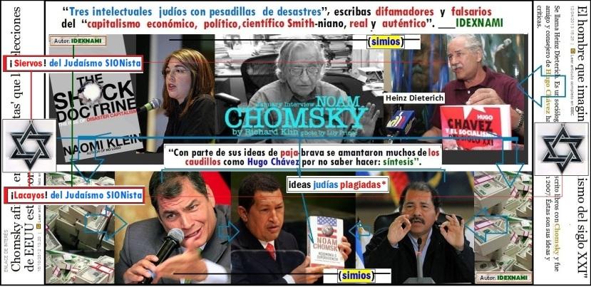 Los intelectuales JUDIOS defamadores del capitalismo - IDEXNAMI