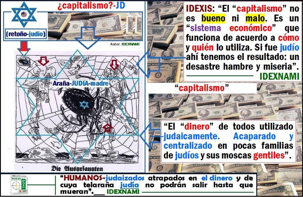El dinero utilizado judaicamente-IDEXNAMI